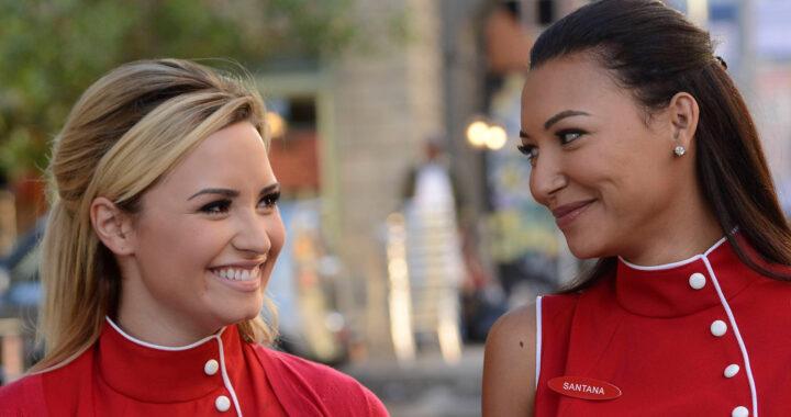 "Demi Lovato: Pays tribute to Naya Rivera- ""Miss you"""