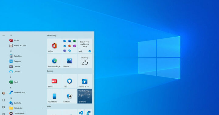 Windows 10's brand new taskbar feature update