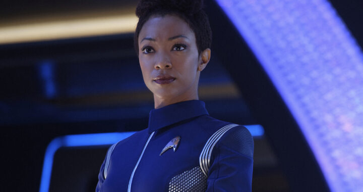 Star Trek: Discovery- has a 'New Captain'